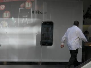 iPhoneのポップ