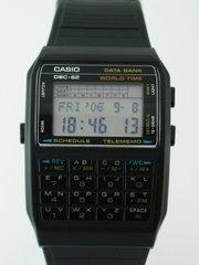 CASIO DATA BANK DBC-62