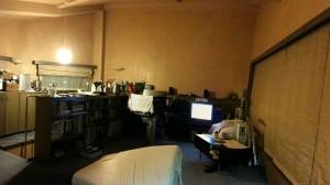 iPhone 3GS+Panoで撮った部屋